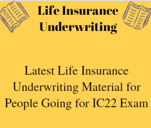 Life Insurance Underwriting Exam