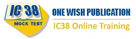 IC38 Online Mock Test for LIC Agents